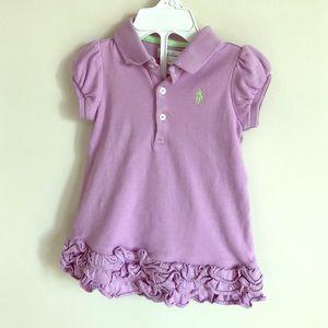 Polo Ralph Lauren Girls Summer Dress